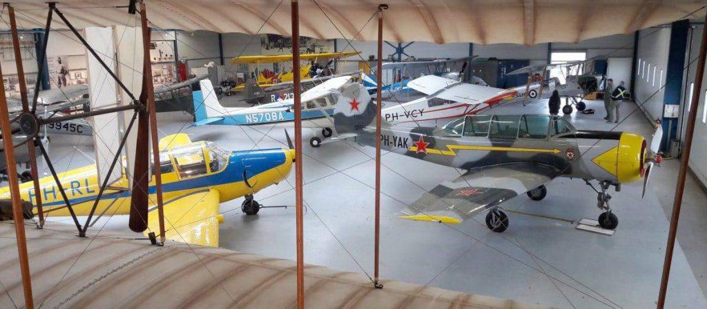 vliegend museum bosschenhoofd