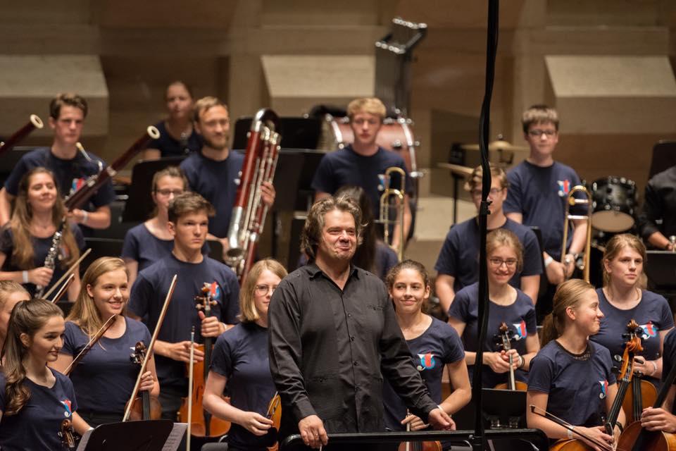 Dirigent en orkest