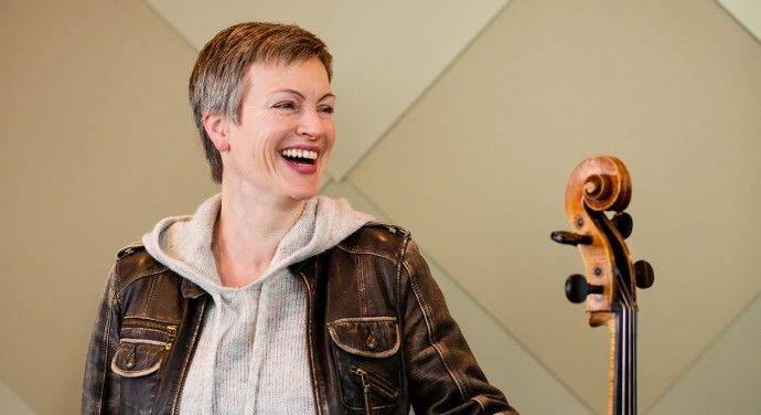 Quirine Viersen met Cello
