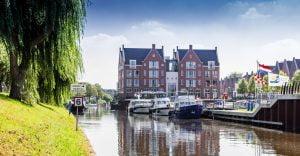 Oudenbosch harbour