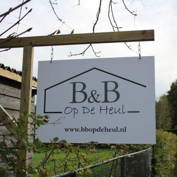 B&B op de Heul
