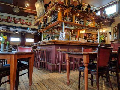 Bar café stroop