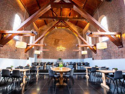 De Kapel -ontbijt en lunchruimte Hotel De Reiskoffer - 1