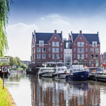 Hafen Oudenbosch