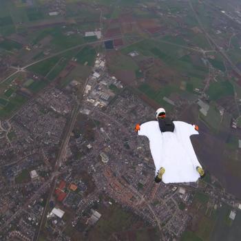 Oudenbosch skydive