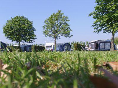 mini-camping polderzicht