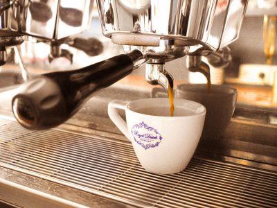 Royal Dutch Coffee - Brasserie Louis