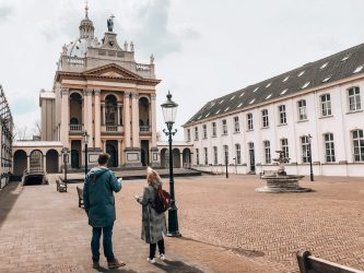 Saint Louis - audiotour stadswandeling Visit Halderberge
