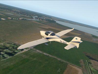 rondvlucht Breda Aviation
